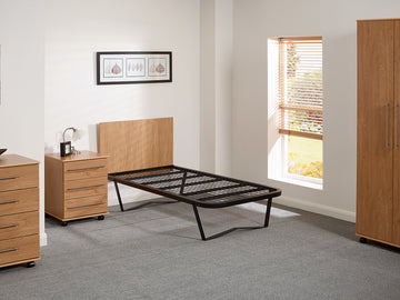 Golliath Metal Bed | Quick Click Furniture London