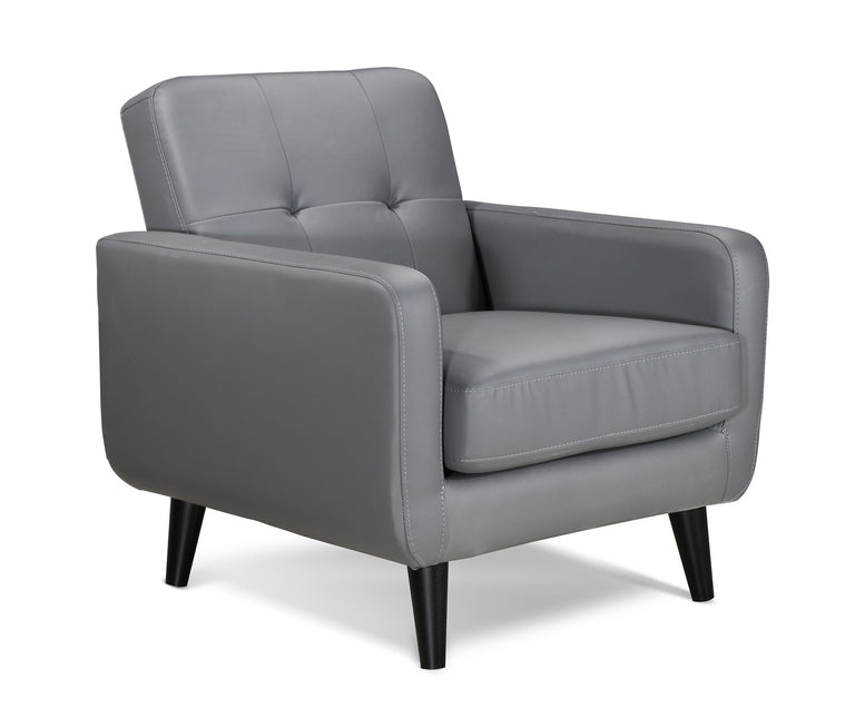 Oslo PVC Armchair | Quick Click Furniture London
