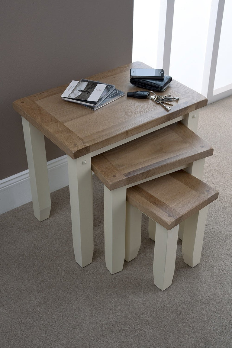 Panama Nest of Tables | Quick Click Furniture London