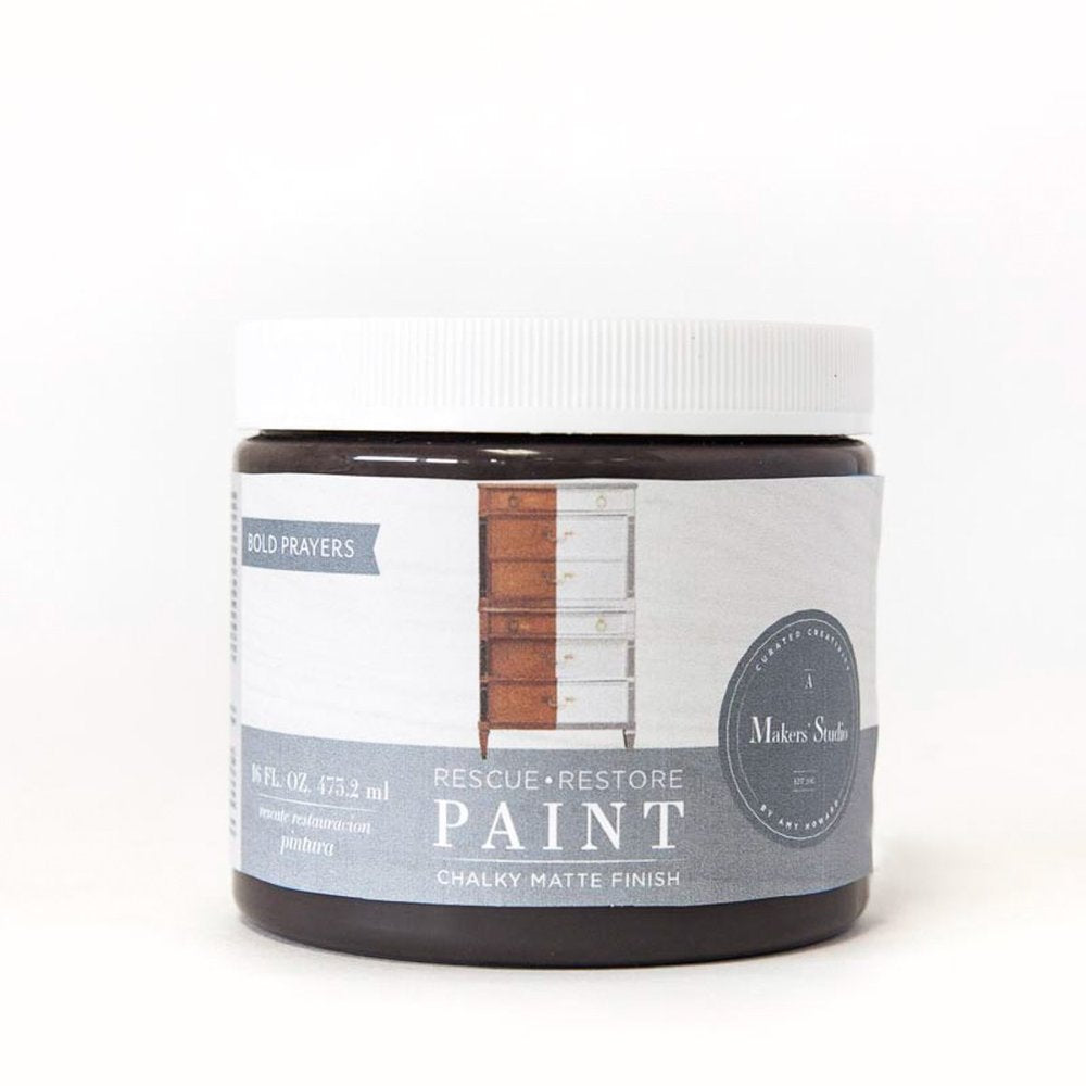 Bold Prayers - Rescue Restore Paint