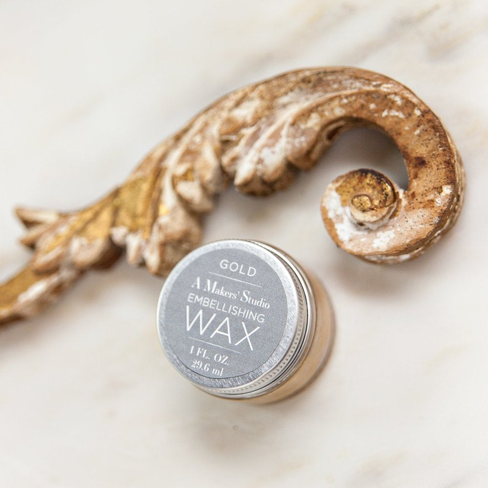 Gold Embellishing Wax