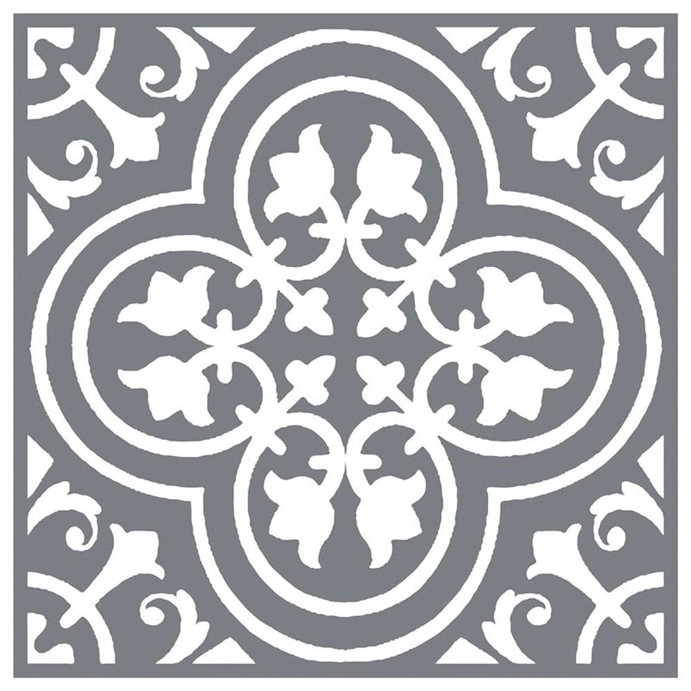 Floor Tile Traditional - 12x12""
