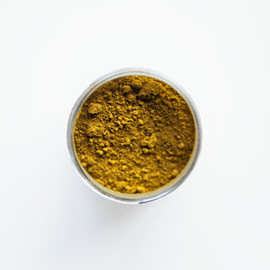 Hampton Ochre - Pigment Powder