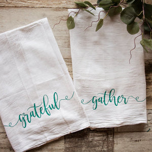Grace Grateful Gather - 8.5x11""