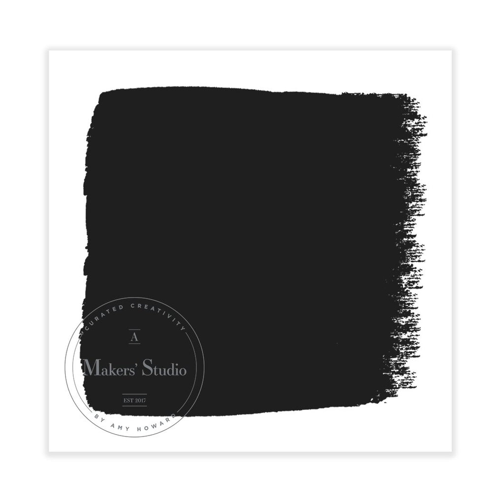 Little Black Dress - Rescue Restore Paint