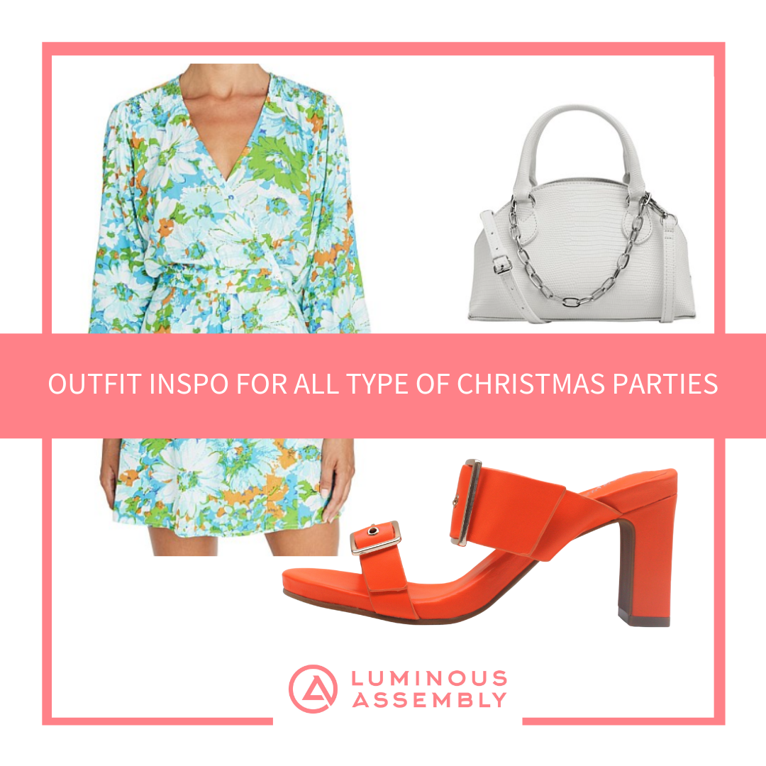 Fab outfit ideas for your next Christmas party
