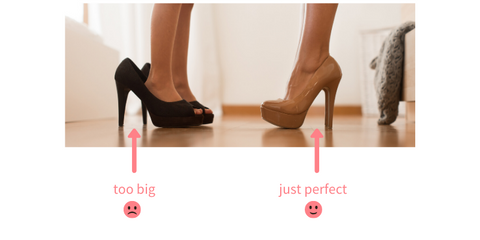Luminous Assembly How to Make Heels More Comfortable Blog