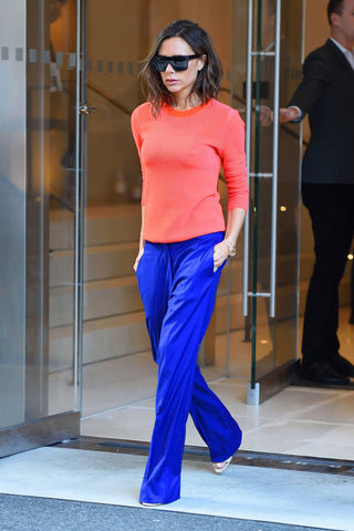Colour Blocking Victoria Beckham