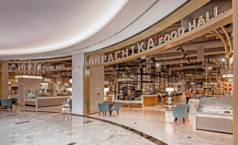 DEPACHIKA Food Hall