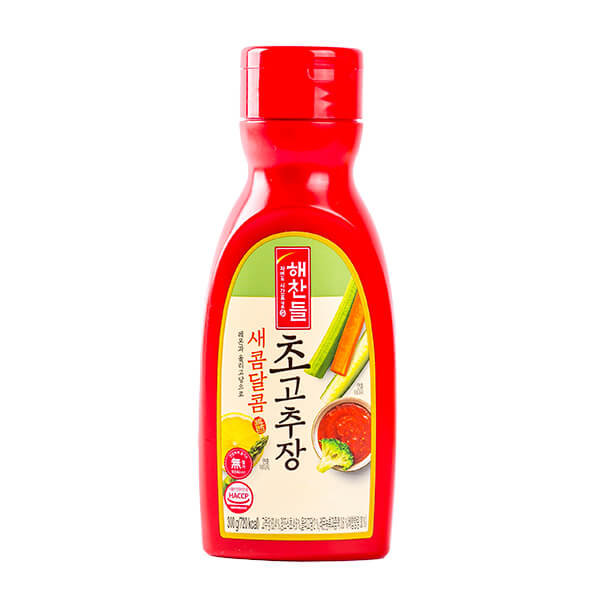 CJ Hot Pepper Paste with Vinegar 300g