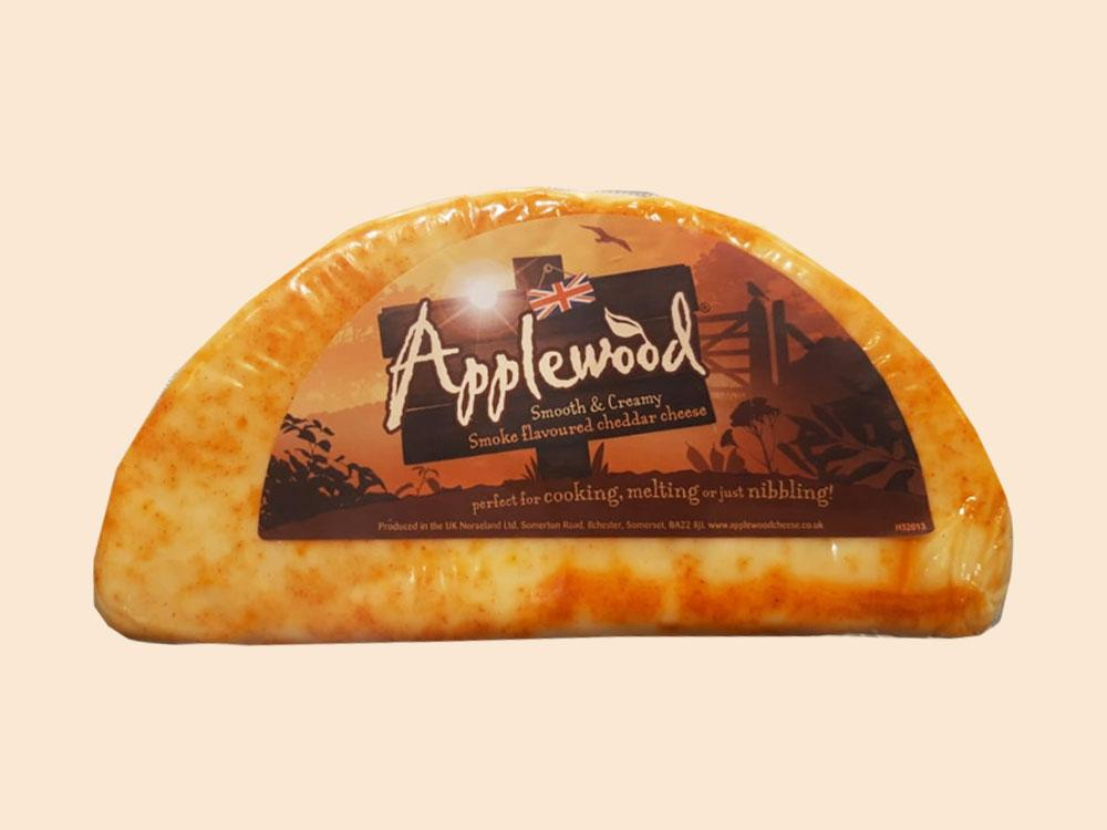Applewood Smoked Cheddar Cheese