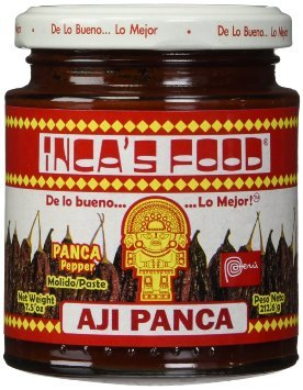 Inca's Food Aji Panca Pepper Paste