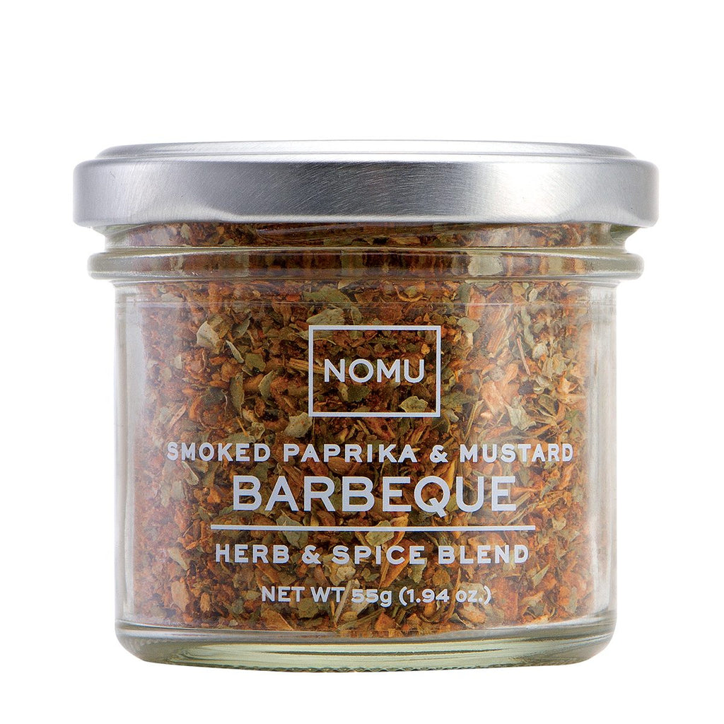 Nomu Cook's Collection Smoked Paprika & Mustard Barbeque Blend 55g