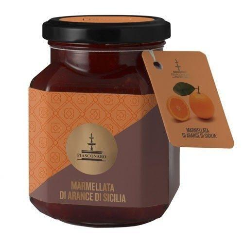 Fiasconaro Sicilia Orange Marmalade 360g
