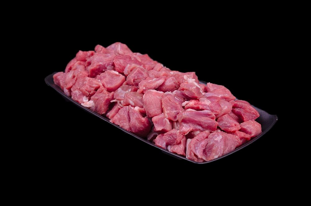 New Zealand Grass Fed Lamb Dice Cubes