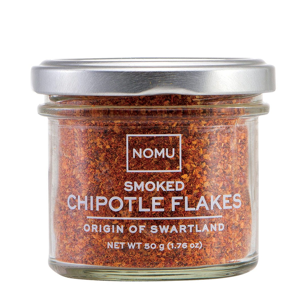 Nomu Cook's Collection Smoked Chipotle Flakes 50g