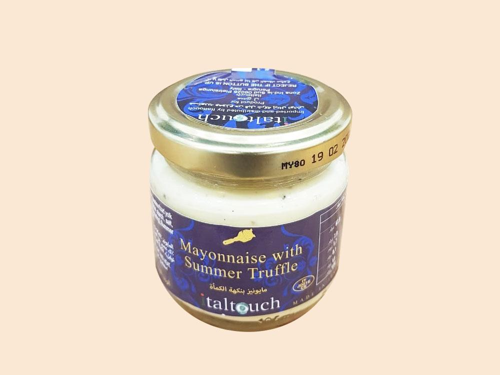 Italtouch Mayonnaise with Summer Truffle 80g