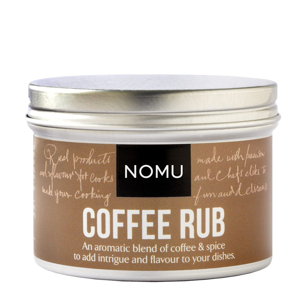 Nomu Coffee Rub 70g