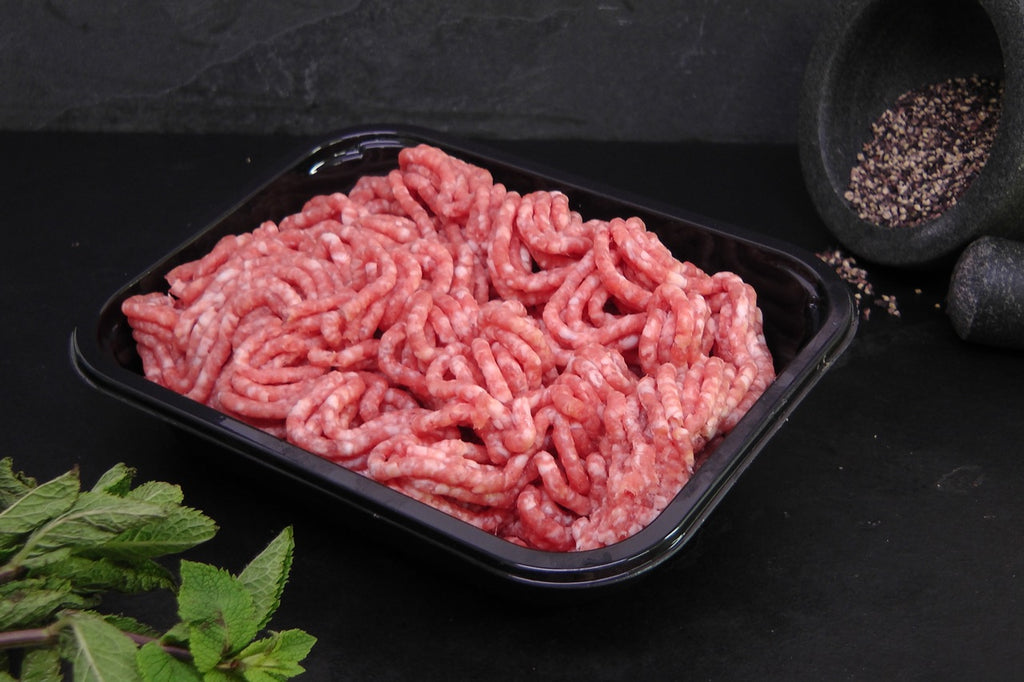 New Zealand Grass Fed Minced Lamb