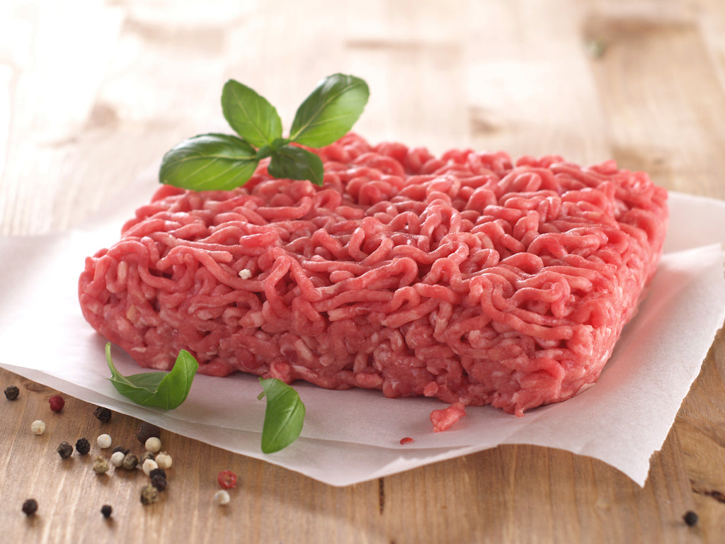 New Zealand Reserve Grass Fed Minced/Ground Beef