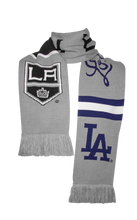 Load image into Gallery viewer, LA Dodgers Scarf