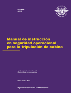 Cabin Crew Safety Training Manual (Doc 10002)