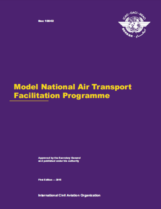 Model National Air Transport Facilitation Programme (Doc 10042)