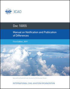Manual on Notification and Publication of Differences (Doc 10055)