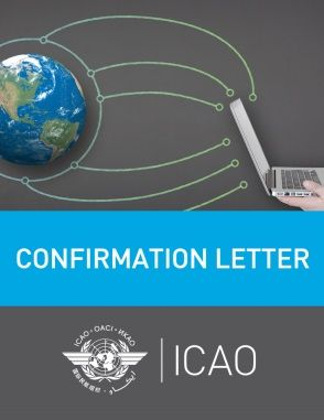 3LD and Telephony Designator - Confirmation Letter