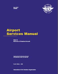 Doc 9137 - Airport Services Manual - Part 5 - Removal of Disabled Aircraft