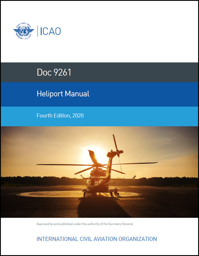 Heliport Manual (Doc 9261)