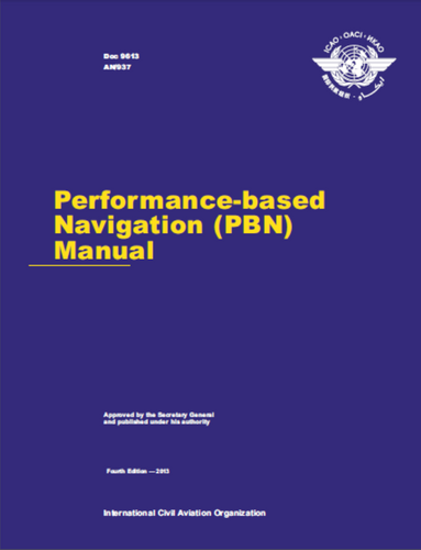 Performance Based Navigation (PBN) Manual (Doc 9613)