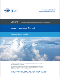Annex 8 - Airworthiness of Aircraft