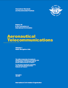 Annex 10 - Aeronautical Telecommunications - Volume I - Radio Navigational Aids