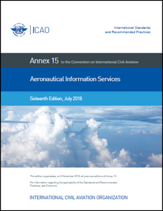 Annex 15 - Aeronautical Information Services