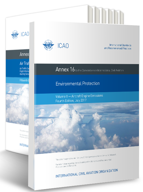 ICAO Annexes to the Convention on International Civil Aviation - One-Year Subscription - ENGLISH