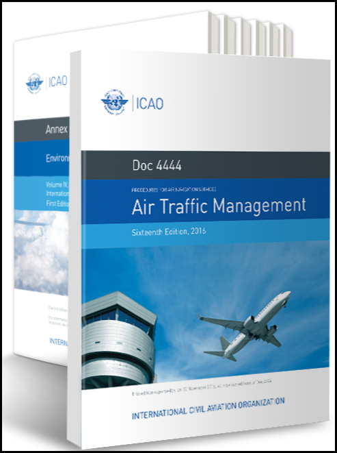 Air Traffic Management bundle and Annexes subscription - ENGLISH