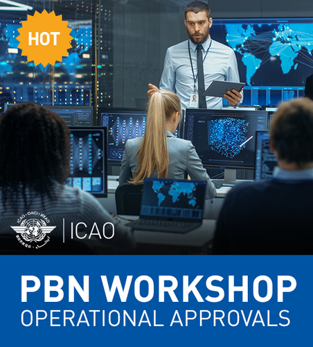 PBN Operational Approvals Workshop - Paris, France - 8 - 12 June 2020