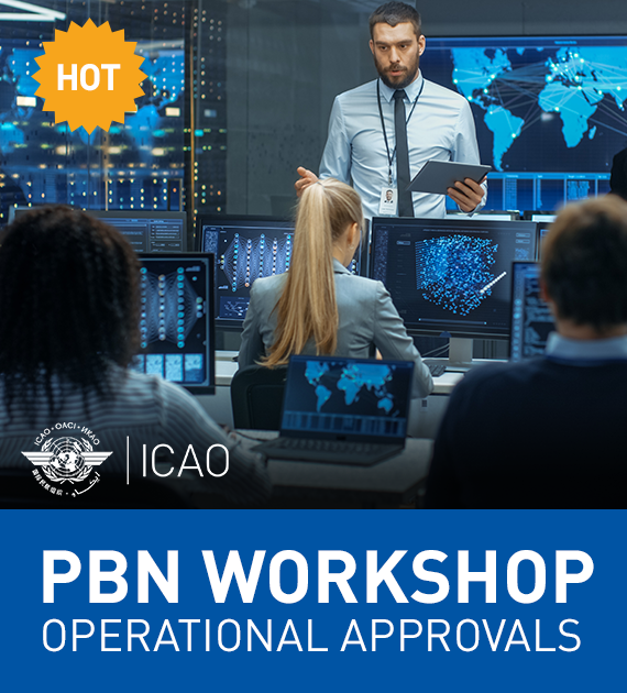 Postponed PBN Operational Approvals Workshop - Paris, France - 8 - 12 June 2020