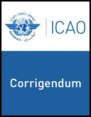 Annex  3 - Meteorological Service for International Air Navigation (Corrigendum no. 1 dated 30/11/18)