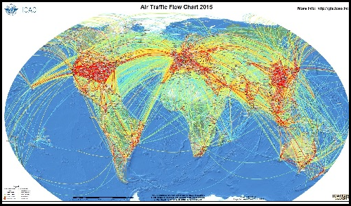Traffic Flow Global Data (shape file - select your year)