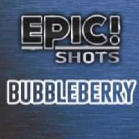 Bubbleberry 30ml - Epic Shots
