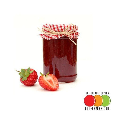 Strawberry Jam - One One One Flavours