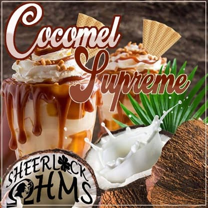 Cocomel Supreme - Twisted Imagination