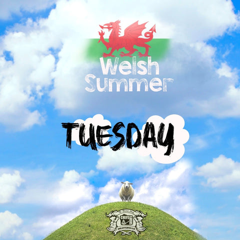 Tuesday 30ml - Welsh Summer