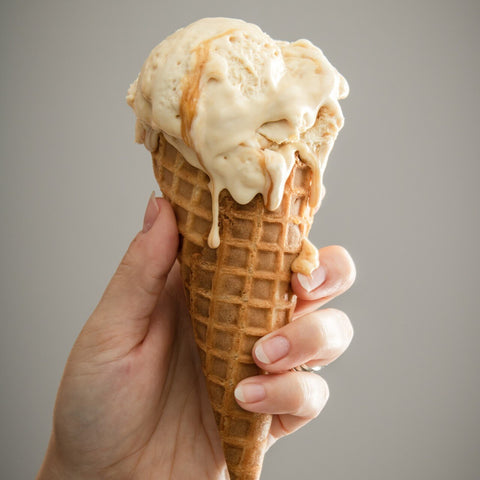 Honeycomb Ice Cream - Chefs Choice