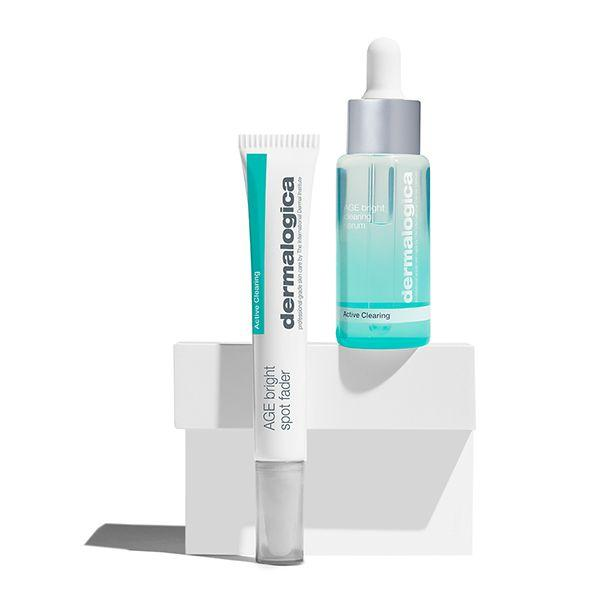 Dermalogica - Active Clearing AGE Bright Spot Fader og Age Bright Serum