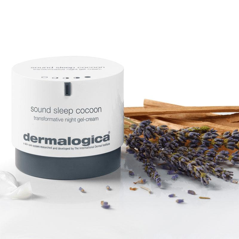 Dermalogica Sound Sleep Cocoon enMed Lavendel