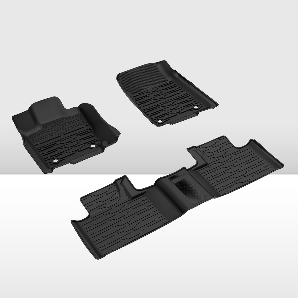 Floor Mats for 2016-2020 Jeep Grand Cherokee All Weather Liners