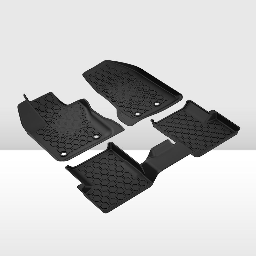 Floor Mats for 2015-2019 Jeep Renegade All Weather Protector Liners